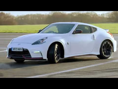 Chris Harris Lap: Nissan 370Z Nismo | Extra Gear | BBC