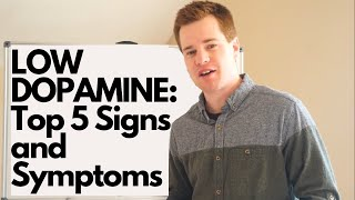 LOW DOPAMINE: Top 5 Signs and Symptoms - #ADHD
