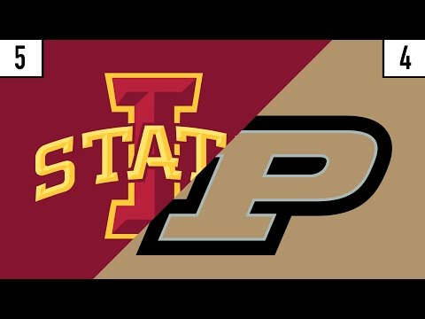 5 Iowa State vs. 4 Purdue Prediction | Who's Got Next?