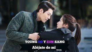 Aléjate De Mi (Camila)   Young Do Y Eun Sang