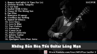 Top 20 Most Beautiful Classical Guitar Songs 2016