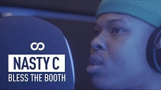 Nasty C   Bless The Booth Freestyle