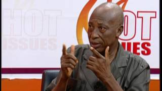 Hot Issues  With Major Boakye Gyan (RTD)   2462017