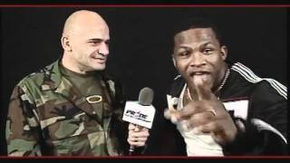 Kevin Randleman interview ! funny!