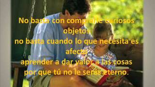 No basta - Franco de vita + letra