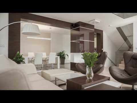 Jsem dům se vzdušným interiérem - SZABO interier