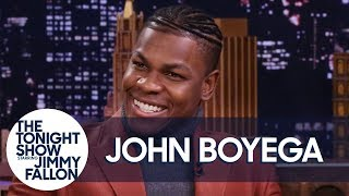 John Boyega Reveals How His Star Wars Script Wound Up on eBay