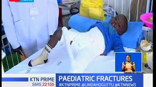 Your child's bones can be fixed seamlessly with an innovation developed in Kenya