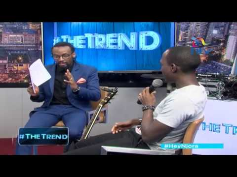 Webi: 'I wrote 'New Dawn' when I was going through a difficult time' #theTrend
