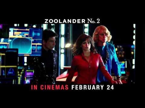 #Zoolander2 opens FEBRUARY 24