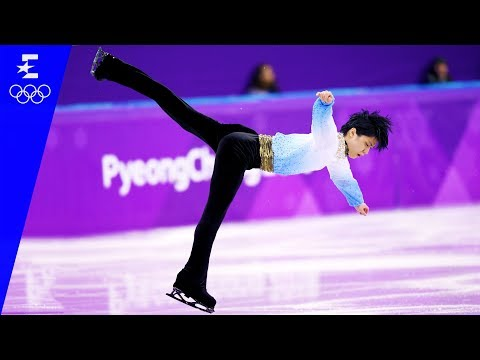Figure Skating | Men's Single Skating Short Program Highlights | Pyeongchang 2018 | Eurosport