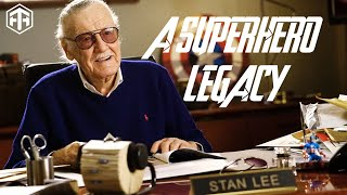 Kevin Feige Talks About Stan Lee | Avengers Endgame Press Tour | Hero Academy 040