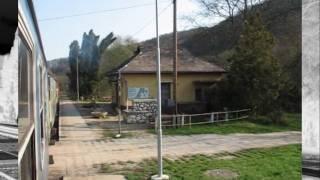 preview picture of video 'Utazás a Győr-Veszprém vasútvonalon [2. változat]'