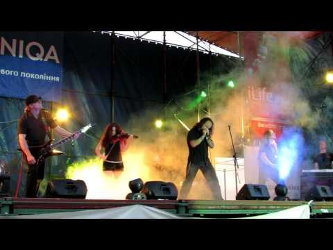 CRIMSON SKY - У Пошуках Світла (live in Ivano-Frankivsk, 23.06.2012)