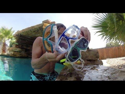 Aqua Sphere Seal Goggles / Mask