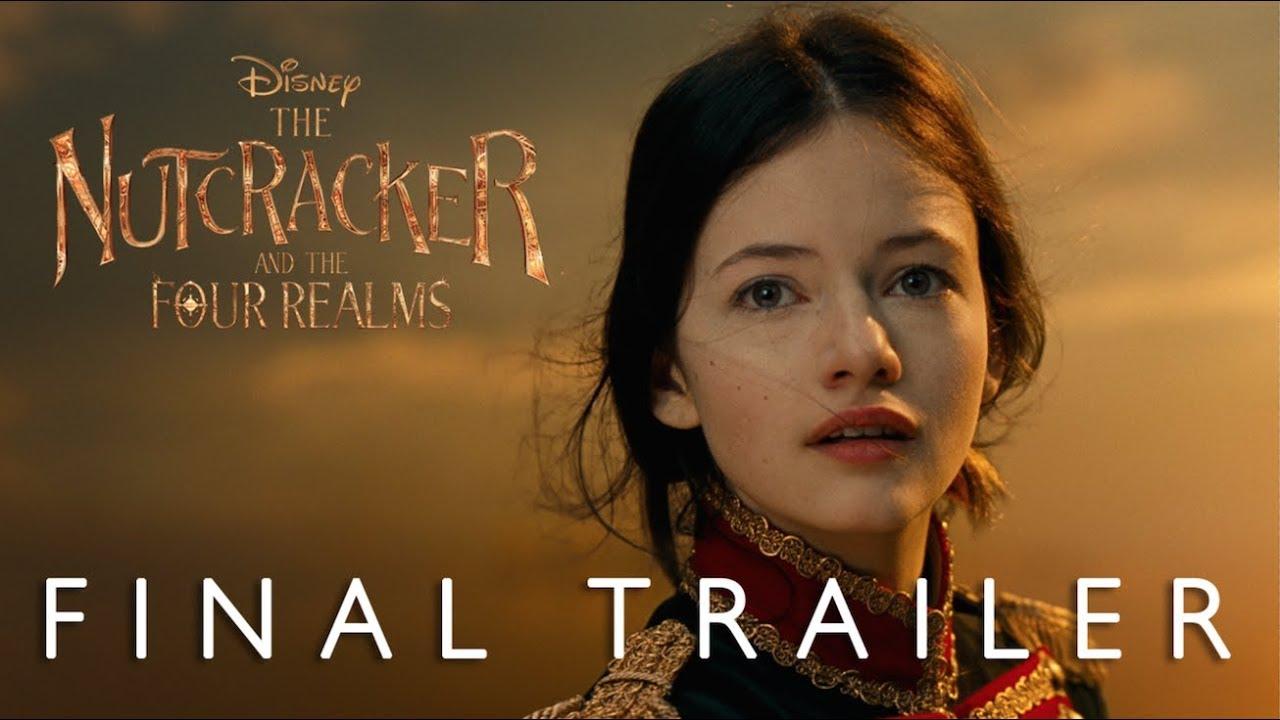 Trailer för Nötknäpparen och de fyra världarna