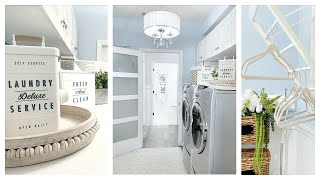 NEW! Weekend Laundry Room Refesh W/Better Homes & Gardens At Walmart