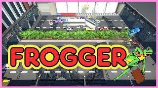 FROGGER: The Ride! Ride Spotlight 72 | Contest Entry #PlanetCoaster