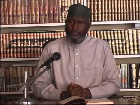 Sheikh Awwal Albany Zaria(Tadween 3)