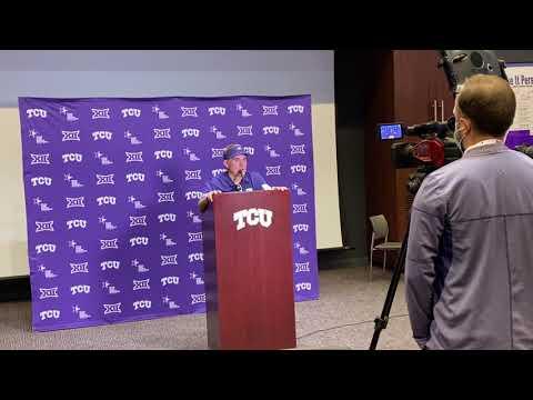 TCU Football vs SMU: Gary Patterson