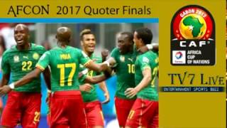 Burkina Fasso Vs Tunisia   Senegal Vs Cameroon Afcon 2017 Quoter Finals Match Previews