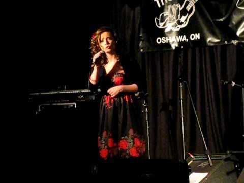 Melindas recording at the Corral :)