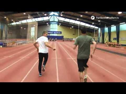 Training mit dem Sprint-Meister Julian Reus
