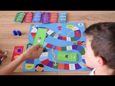 Playing CBT Game 3 – Board game, advanced stage