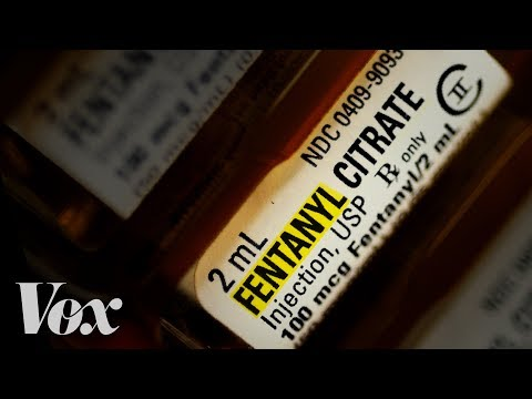 How fentanyl is making the opioid epidemic even worse
