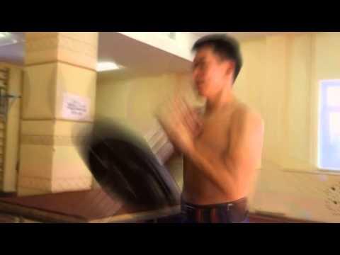 Видеопортрет участника чемпионата мира по мас-рестлингу Павла Черноградского