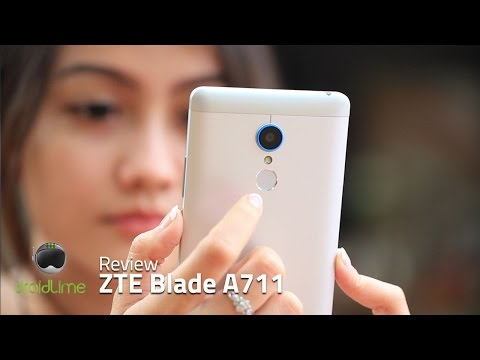 ZTE Blade A711 - Review Indonesia