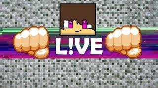 Minecraft Live #45 | Nekem még reggel van *.* IP: black.craft.run