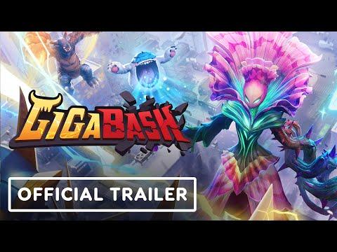 《GIGABASH》公開Gamescom2021宣傳影片