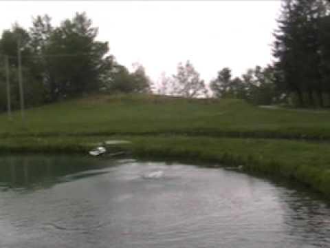 La verga per pescare in una serie
