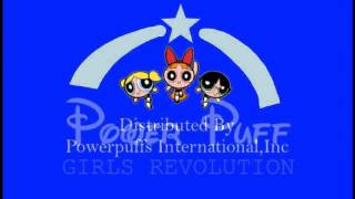Power Puff Girls Revolution & Powerpuffs Intl.Inc