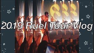 Ruel Painkiller Tour Vlog 2019