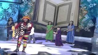 """Farid Mbah Surip - Choir """" Alhamdulilah Aku Bisa Ngaji """" KDI Star Spesial Lebaran (19/7)"""