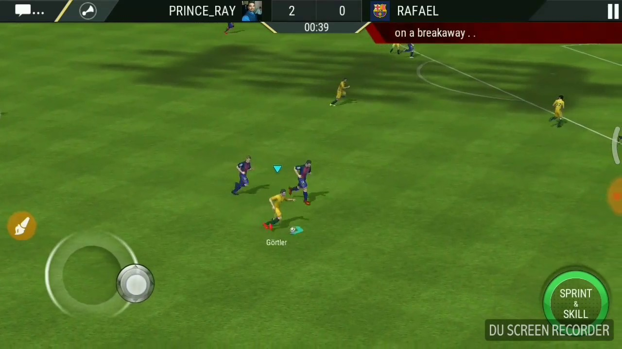 Fifa online game