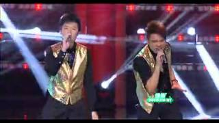 Linkin Park Faint and Jolin Tsai Wu Niang 舞娘 by Singapore vocal band MICappella