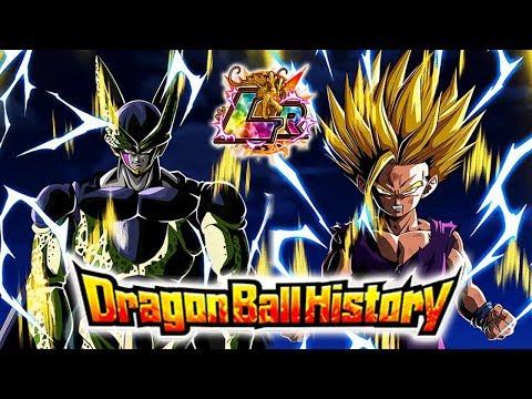 DRAGON BALL HISTORY VS SUPER WARRIORS EN DOKKAN BATTLE