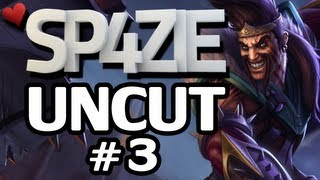 ♥ Sp4zie Uncut - #3 Keep focus up! [Draven]