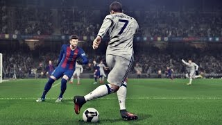 pes 2017 gameplay in detail 1 pitch control emotion most