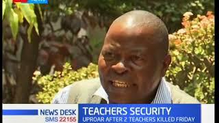 KUPPET wants all teachers withdrawn from North Eastern after Al shabaab kill teachers
