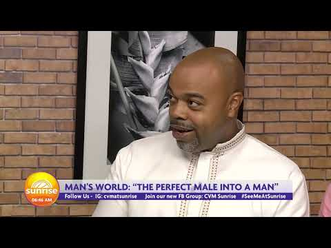 CVM At Sunrise - A Man's World - May 8, 2019