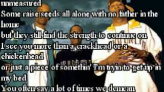 Brand Nubian - Sincerely (With lyrics!)