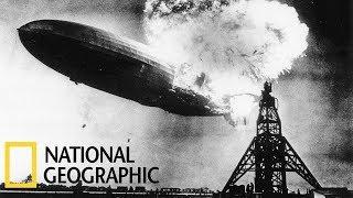 """Секунды до катастрофы «ДИРИЖАБЛЬ """"ГИНДЕНБУРГ""""» S-25 National Geographic"""