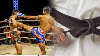 Muay Thai Monday: Blackbelts and Ranking Systems in Muay Thai?