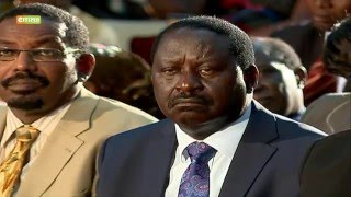 VIDEO: Raila wants 2014/2015 Auditor General's report released