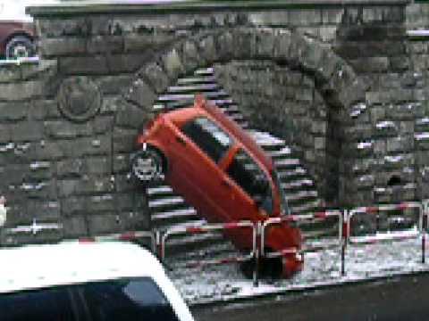 Mistrz parkowania Matizem