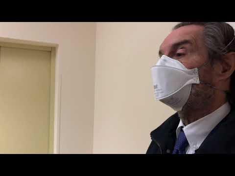 """Attilio Fontana: """"La Lombardia potrebbe tornare zona rossa"""""""